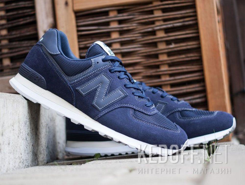 Цены на Мужские кроссовки New Balance ML574ETB