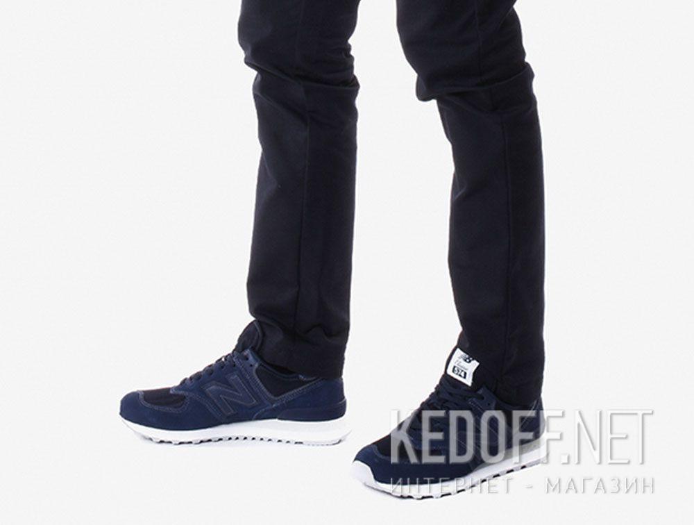 Мужские кроссовки New Balance ML574ETB все размеры