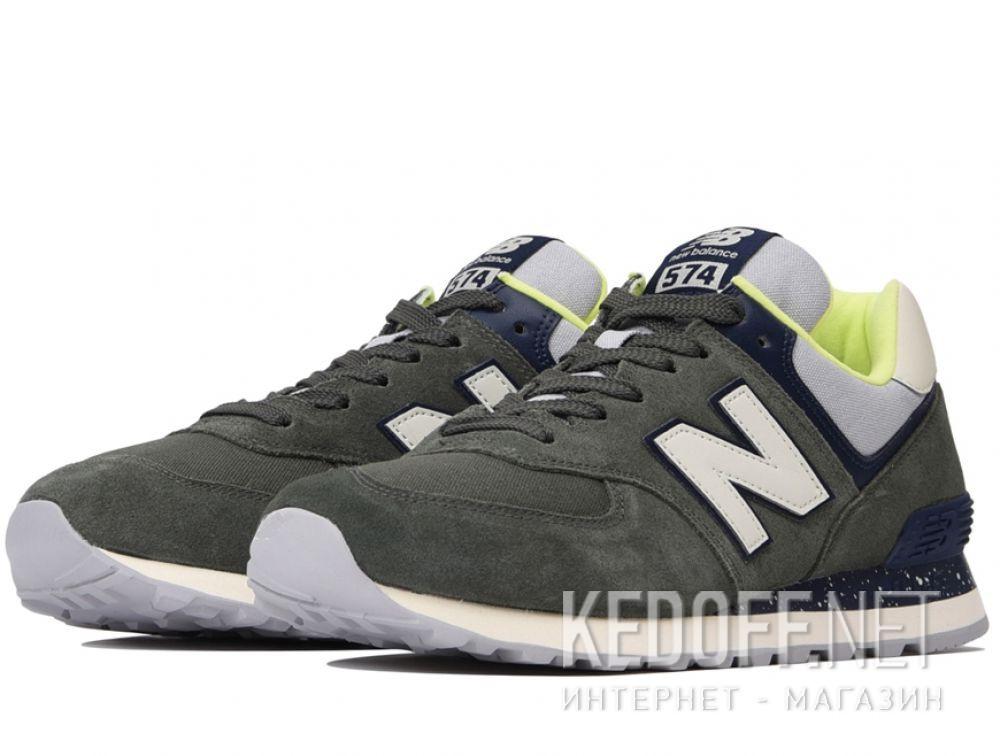 Оригинальные Мужские кроссовки New Balance ML574HVC