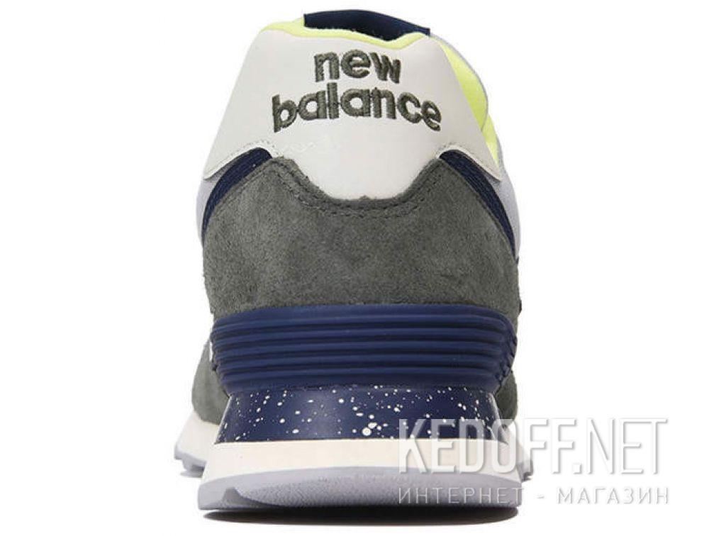 Цены на Мужские кроссовки New Balance ML574HVC