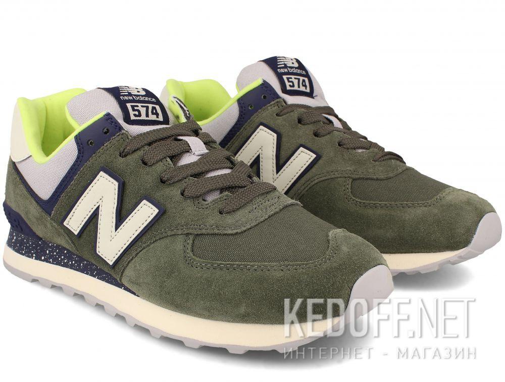 Мужские кроссовки New Balance ML574HVC купить Украина