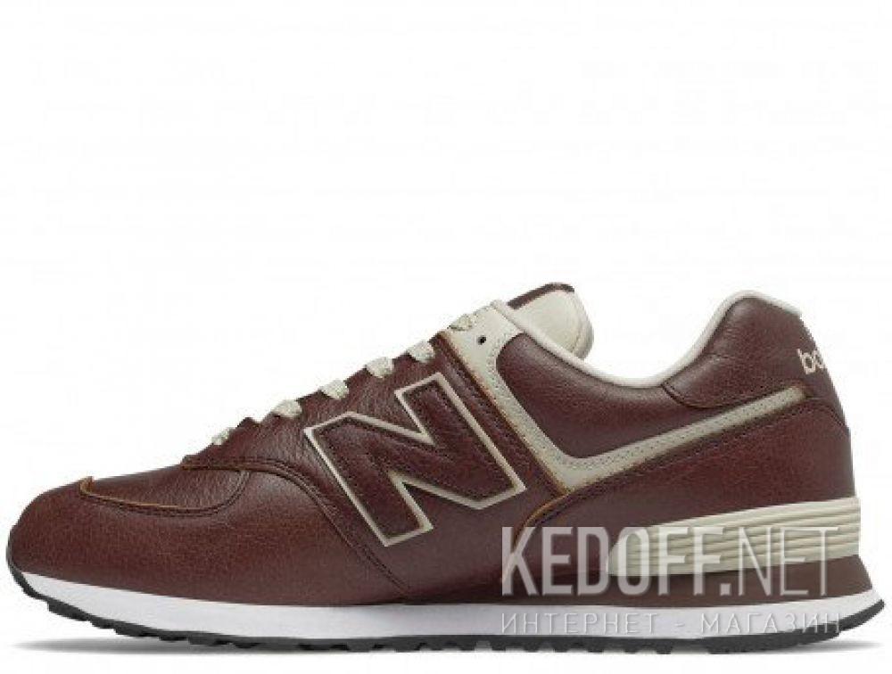 Мужские кроссовки New Balance ML574LPB купить Киев