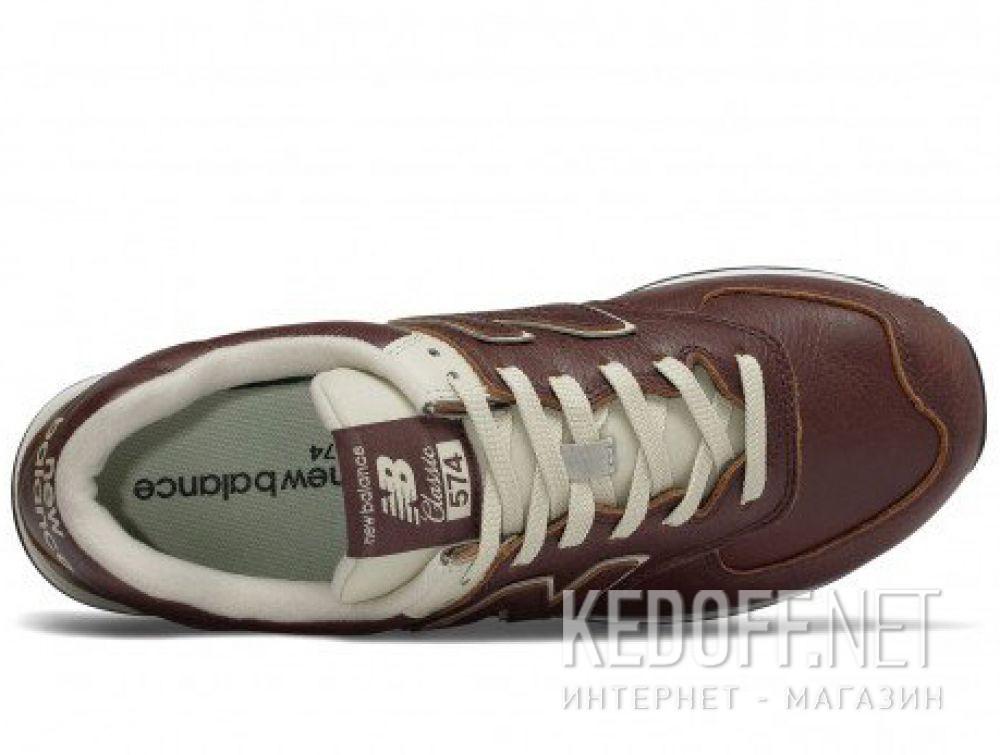 Мужские кроссовки New Balance ML574LPB в магазине обуви Kedoff.net ... e973a7aa56f