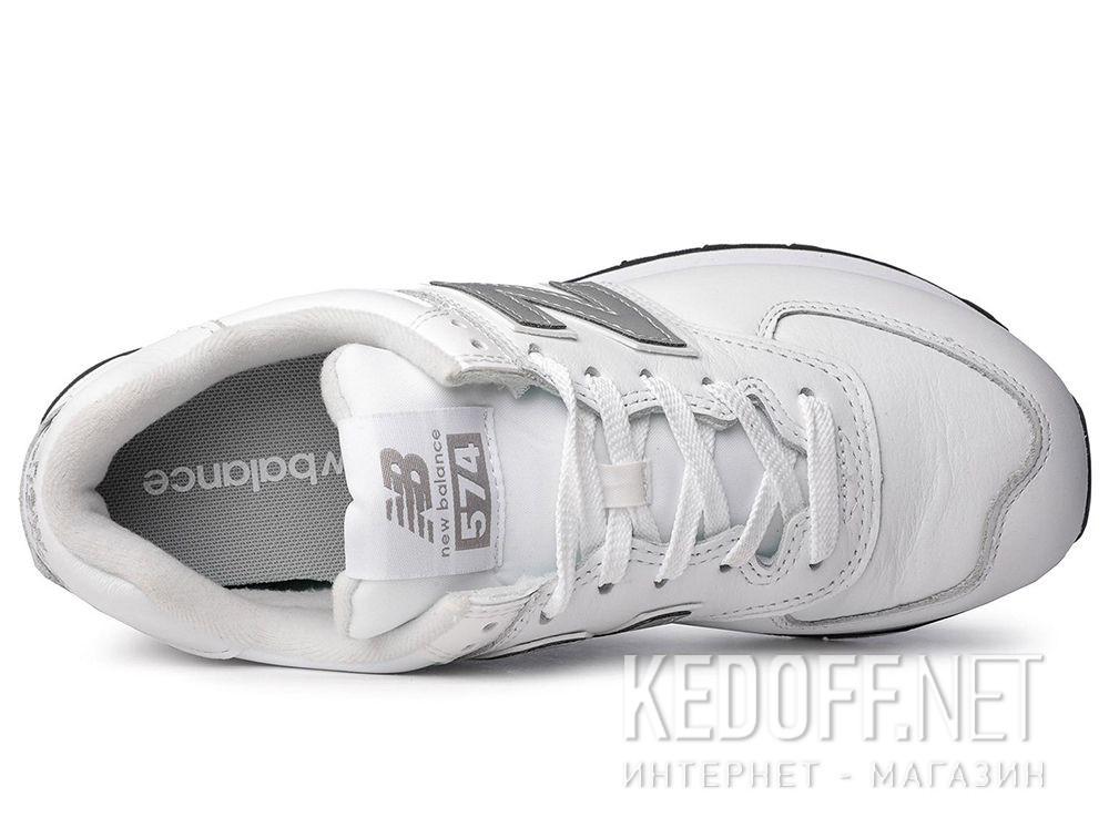 Цены на  Мужские кроссовки New Balance ML574LPW