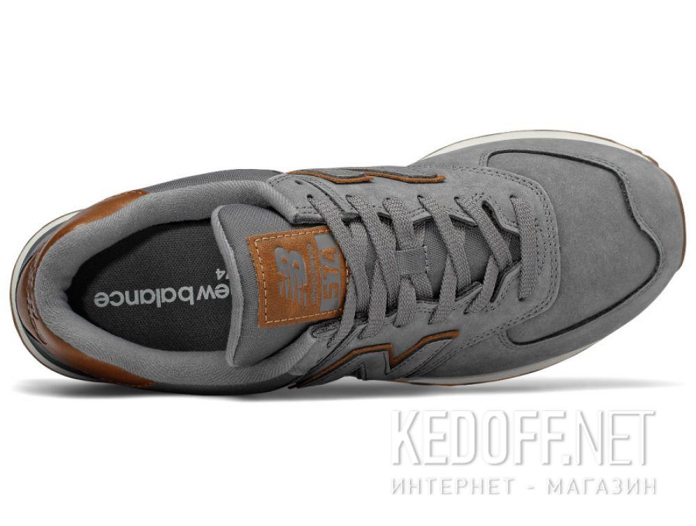 Оригинальные Мужские кроссовки New Balance ML574NBA
