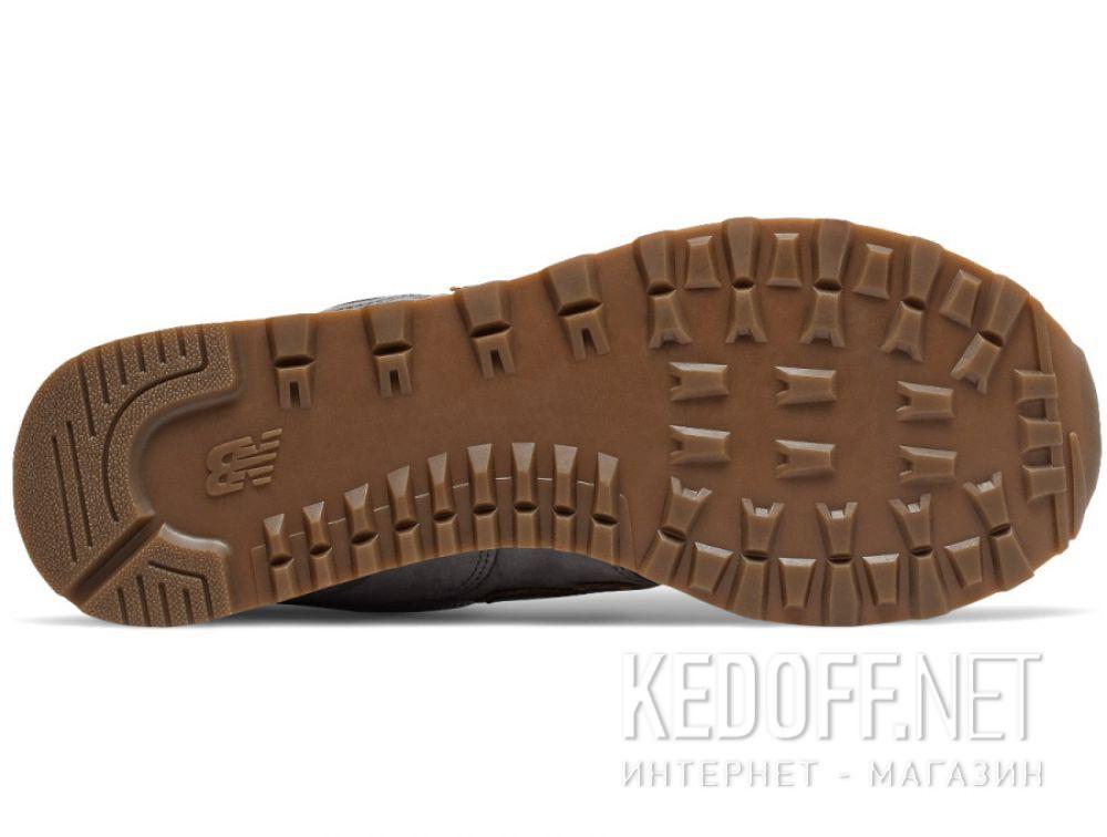 Мужские кроссовки New Balance ML574NBA описание
