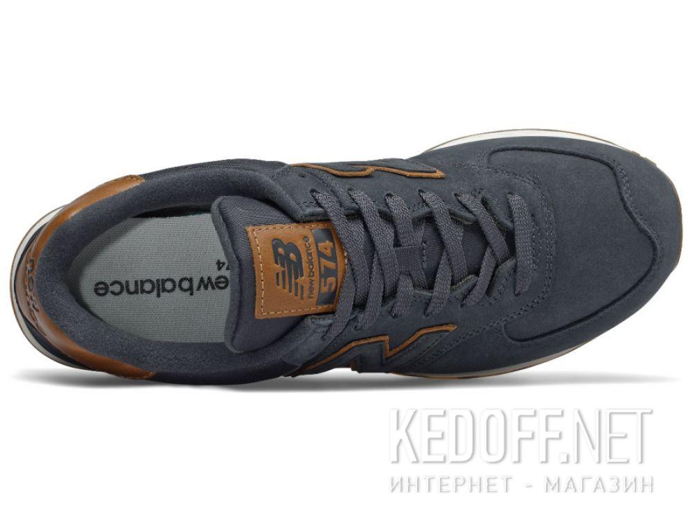 Оригинальные Мужские кроссовки New Balance ML574NBD
