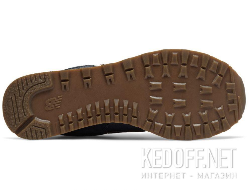 Мужские кроссовки New Balance ML574NBD описание
