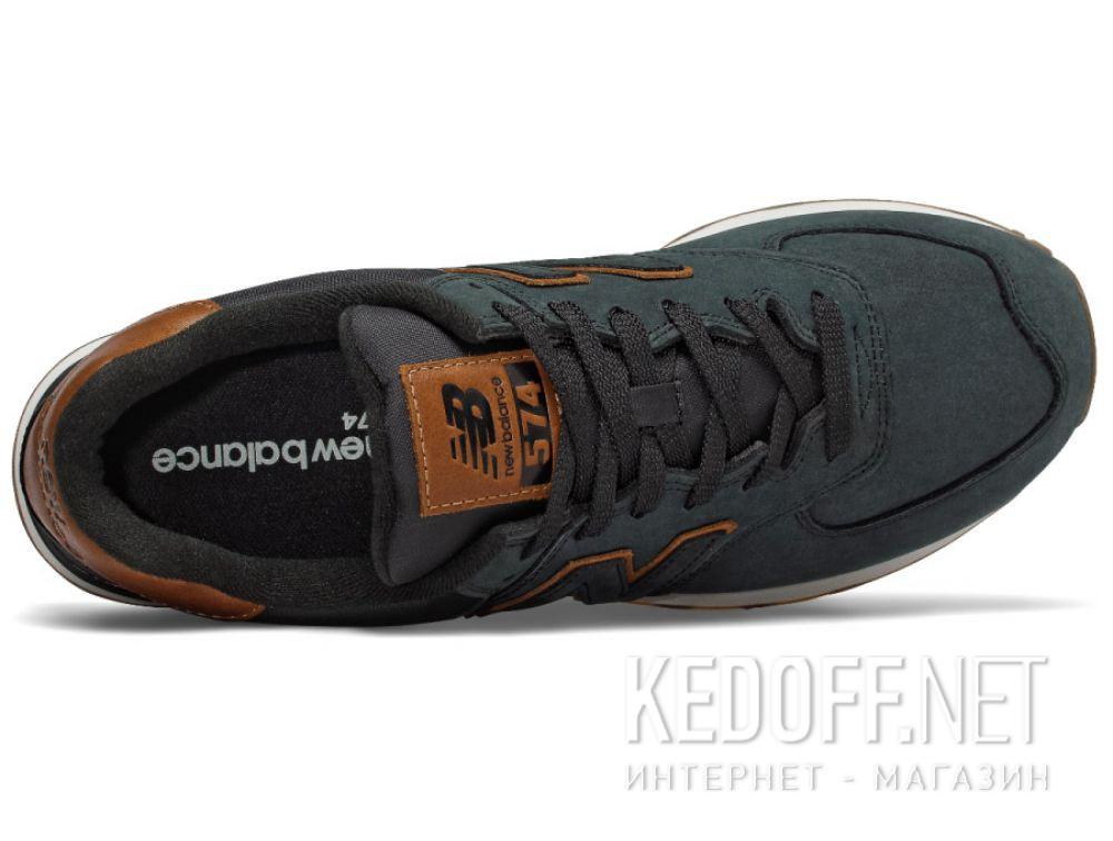 Оригинальные Мужские кроссовки New Balance ML574NBI