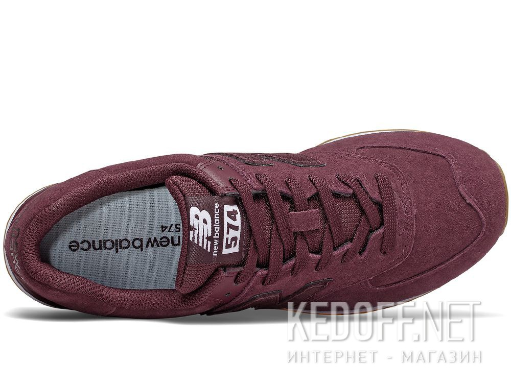 Мужские кроссовки New Balance ML574NFB купить Киев