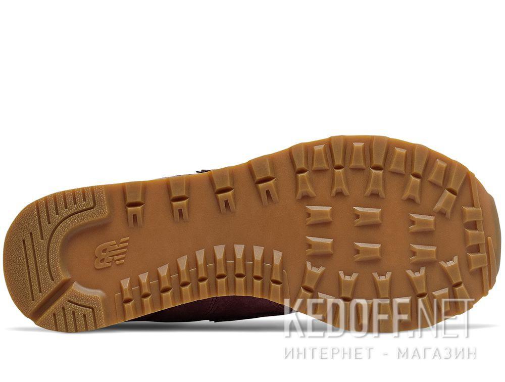 Оригинальные Мужские кроссовки New Balance ML574NFB