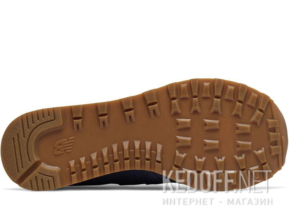 Мужские кроссовки New Balance ML574NFC описание