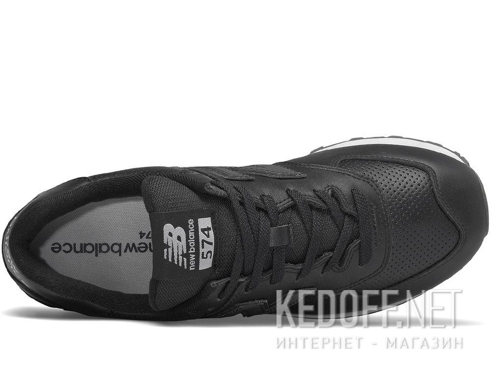 Мужские кроссовки New Balance ML574SNR описание