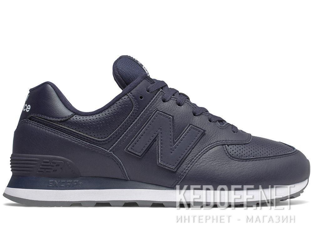 Мужские кроссовки New Balance ML574SNU купить Украина