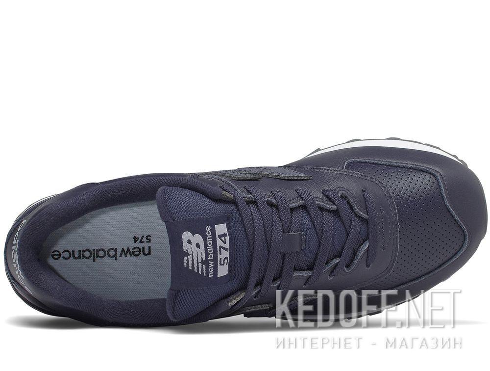 Оригинальные Мужские кроссовки New Balance ML574SNU