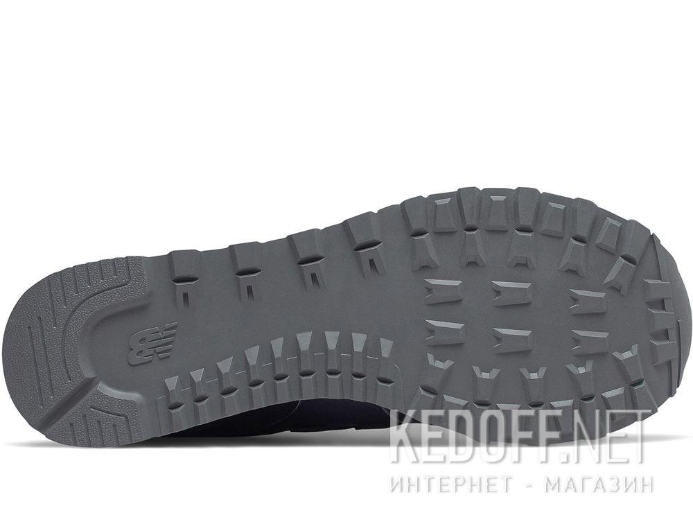 Мужские кроссовки New Balance ML574SNU описание