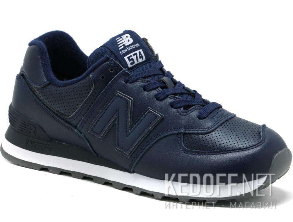 Купить Мужские кроссовки New Balance ML574SNU