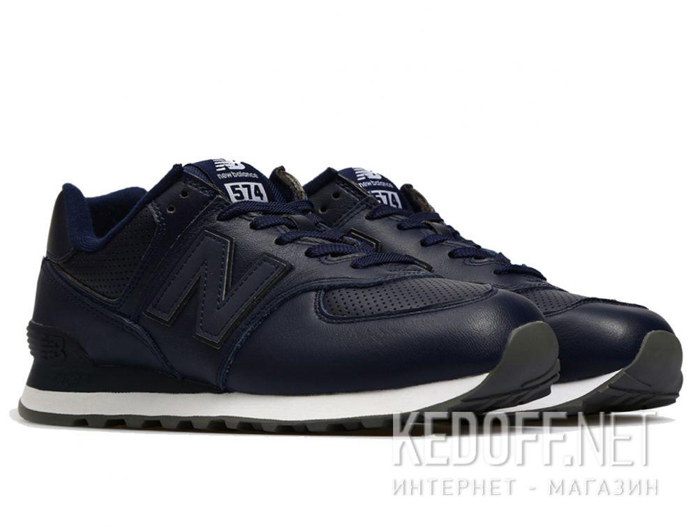 Цены на Мужские кроссовки New Balance ML574SNU