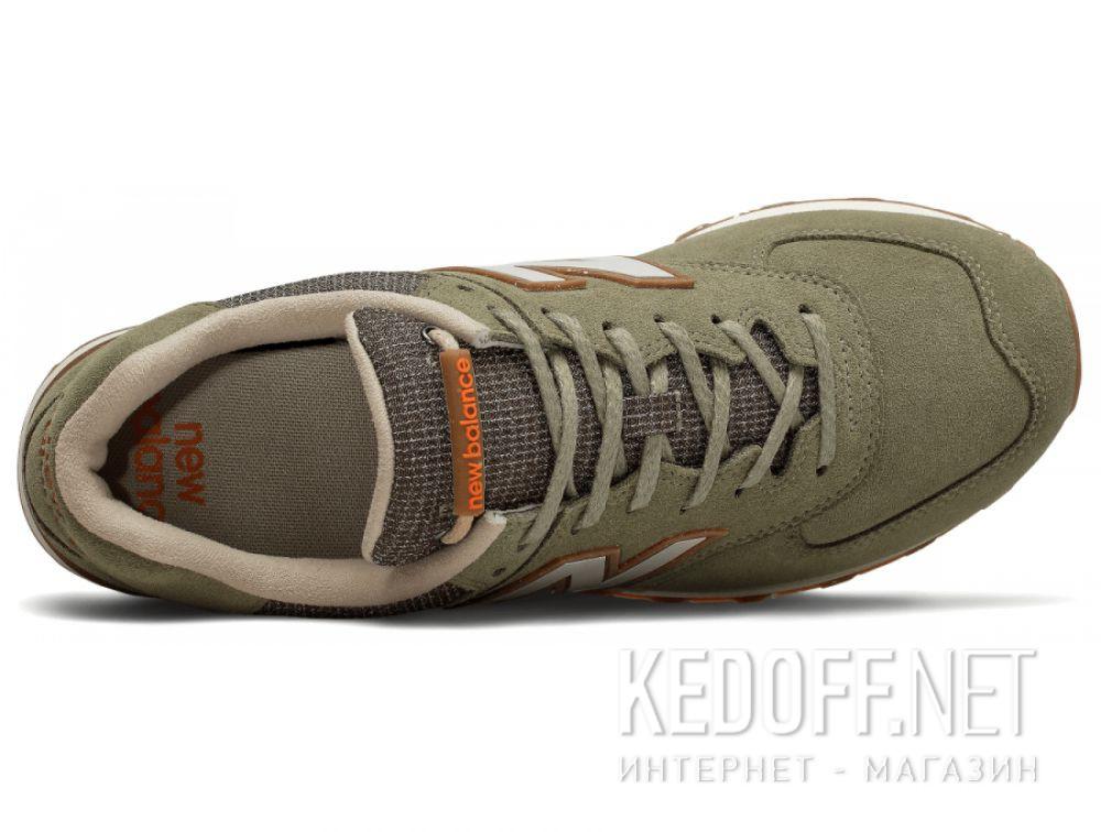 Мужские кроссовки New Balance ML574SOJ описание