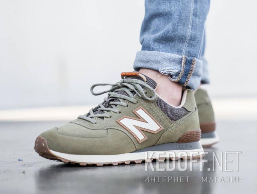 Цены на Мужские кроссовки New Balance ML574SOJ