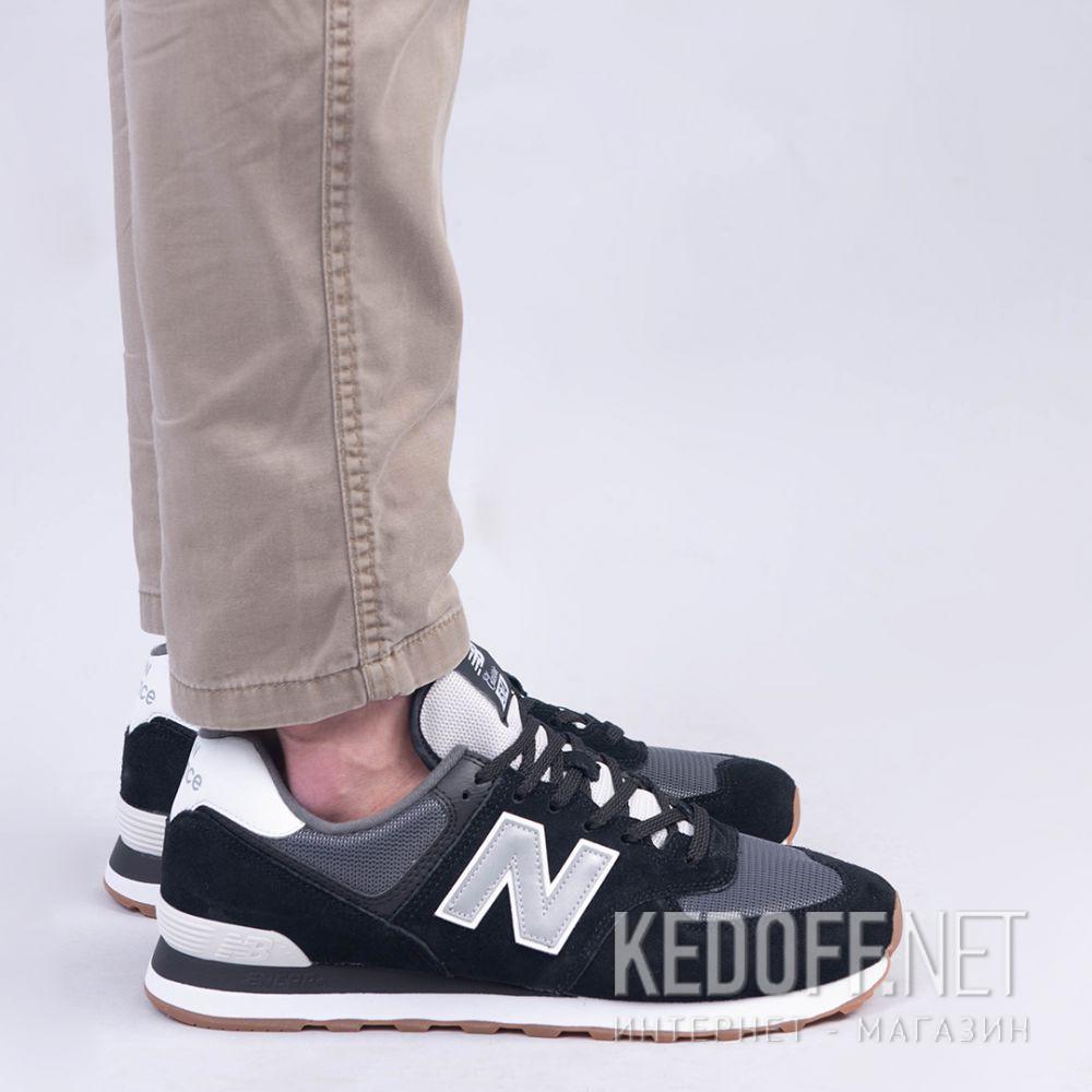 Мужские кроссовки New Balance ML574SPT все размеры