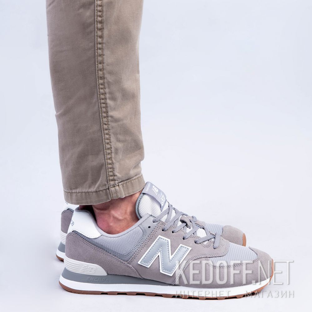 Чоловічі кросівки New Balance ML574SPU все размеры
