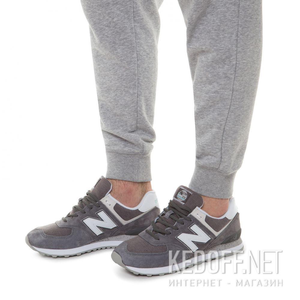 Цены на Мужские кроссовки New Balance ML574SPW
