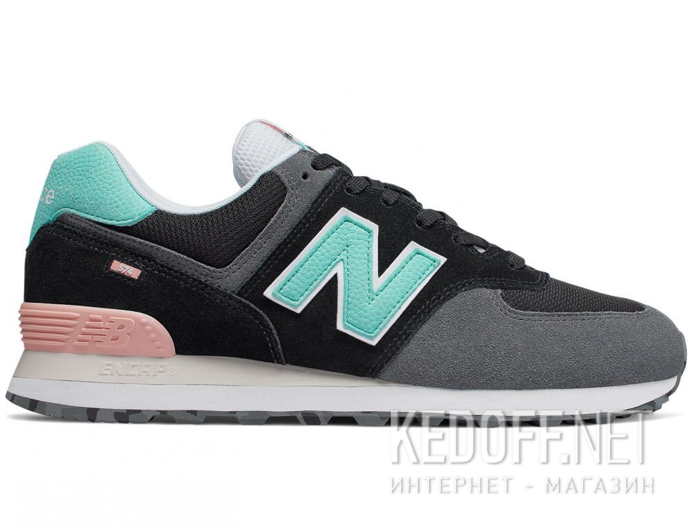 Купить Мужские кроссовки New Balance ML574UJC