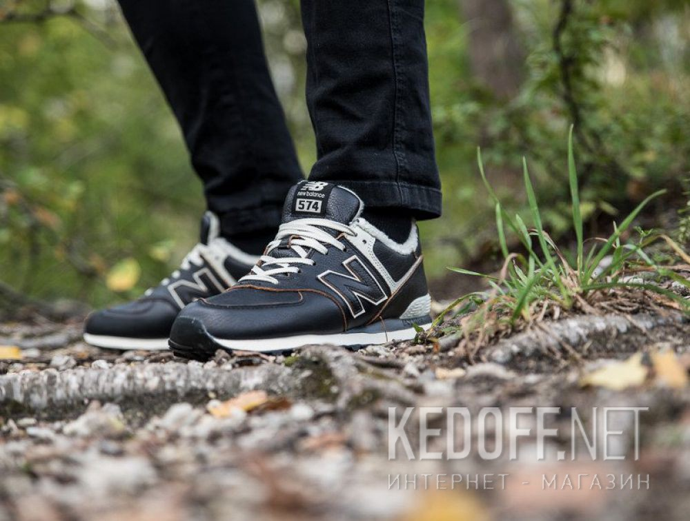 Чоловічі кросівки New Balance ML574WNE описание