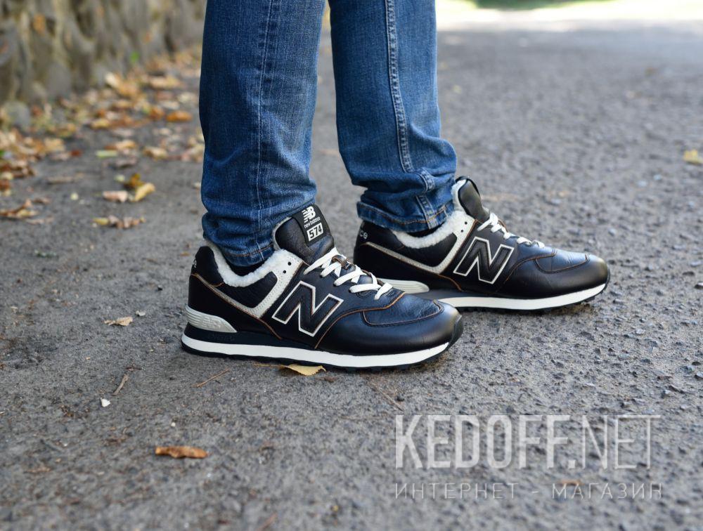 Доставка Чоловічі кросівки New Balance ML574WNE