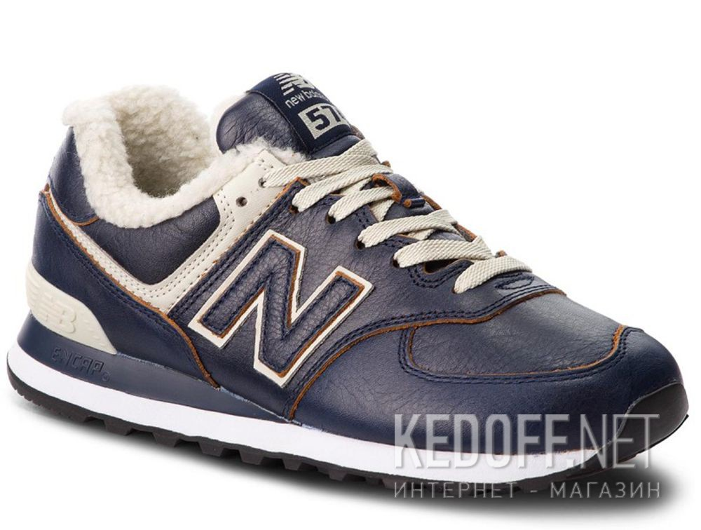 Купить Мужские кроссовки New Balance ML574WNF с мехом