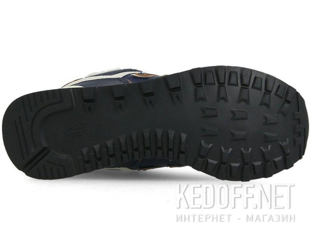 Цены на Мужские кроссовки New Balance ML574WNF с мехом