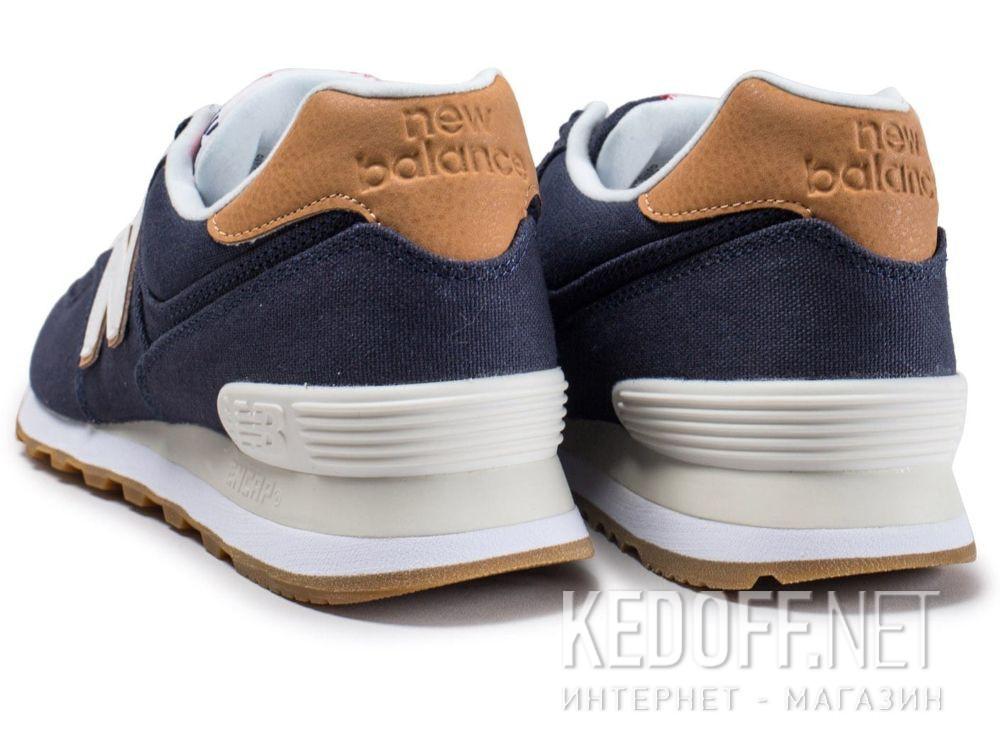 Оригинальные Мужские кроссовки New Balance ML574YLC