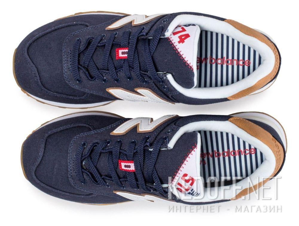 Мужские кроссовки New Balance ML574YLC описание