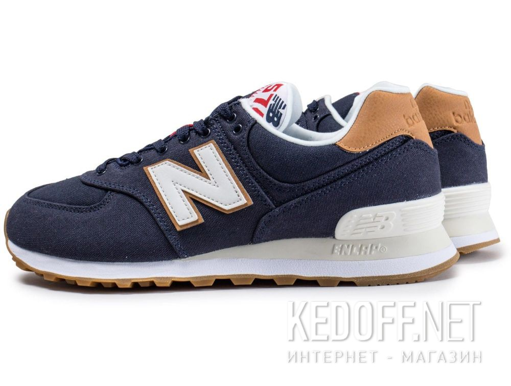 Мужские кроссовки New Balance ML574YLC все размеры