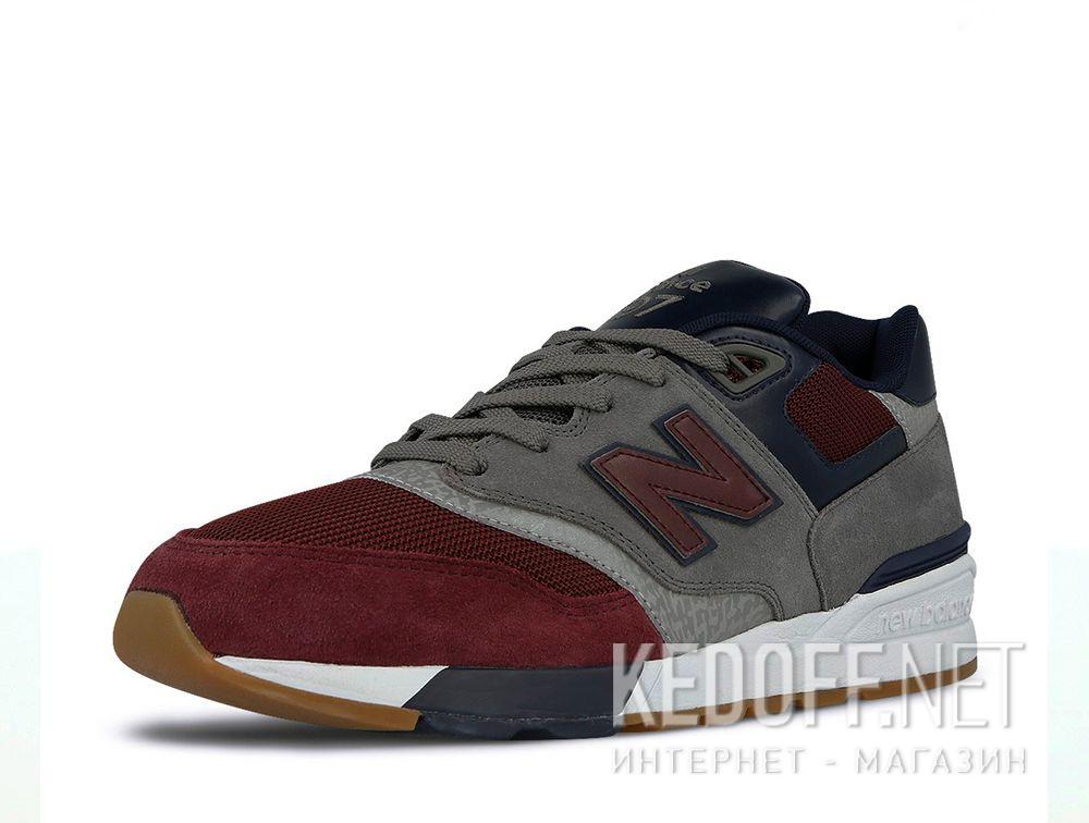 Мужские кроссовки New Balance ML597BGN купить Украина