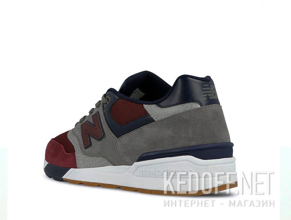 Оригинальные Мужские кроссовки New Balance ML597BGN