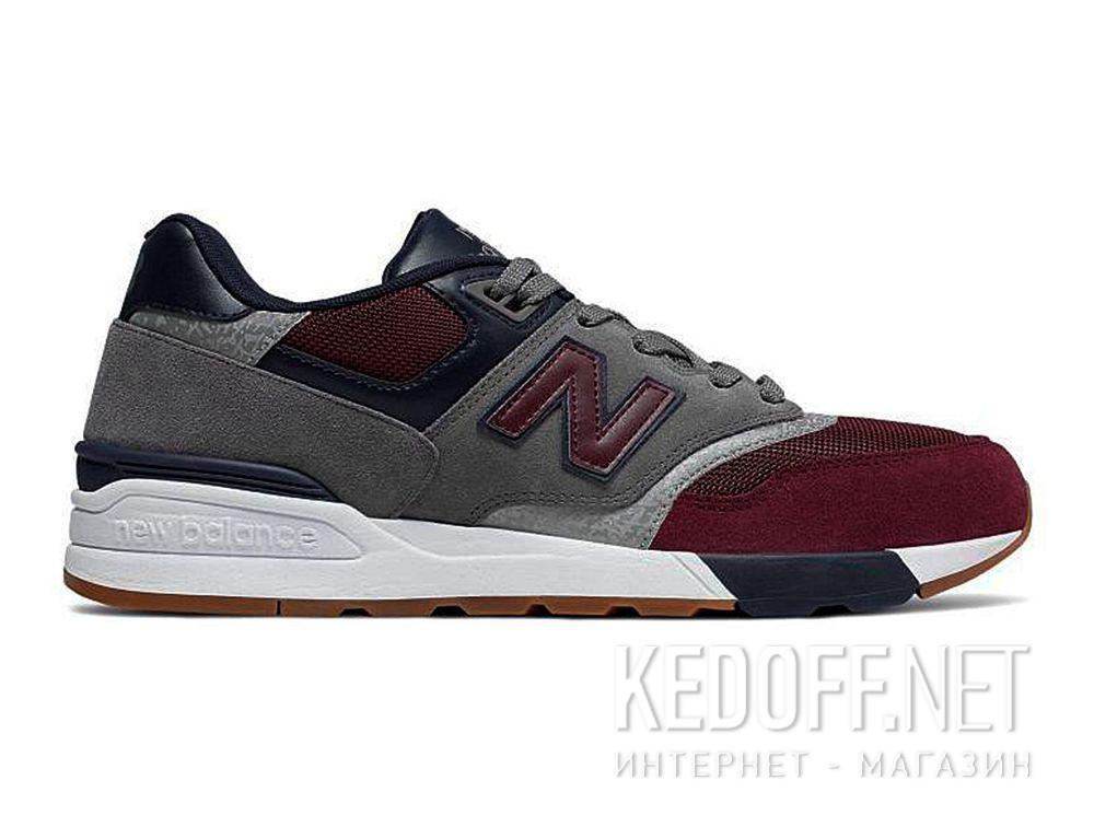 Купить Мужские кроссовки New Balance ML597BGN