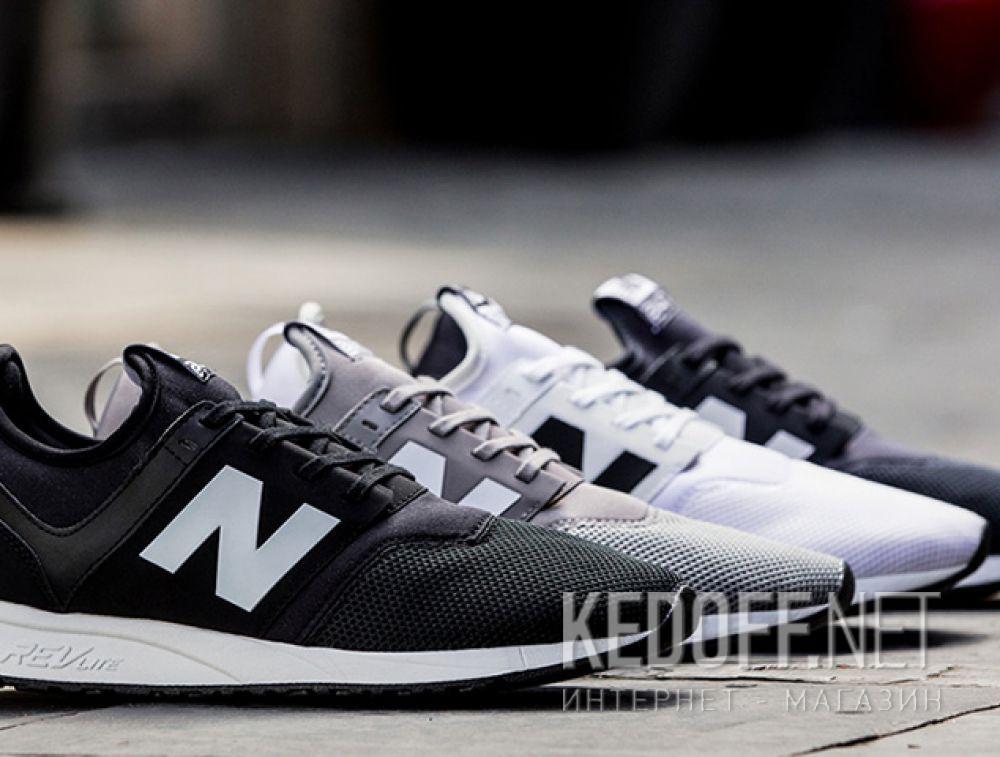 Мужские кроссовки New Balance MRL247WG доставка по Украине