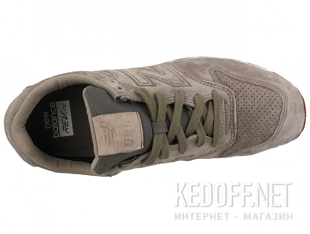 Мужские кроссовки New Balance Mrl996ln описание