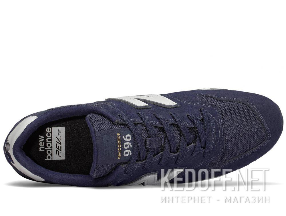 Оригинальные Мужские кроссовки New Balance MRL996PN