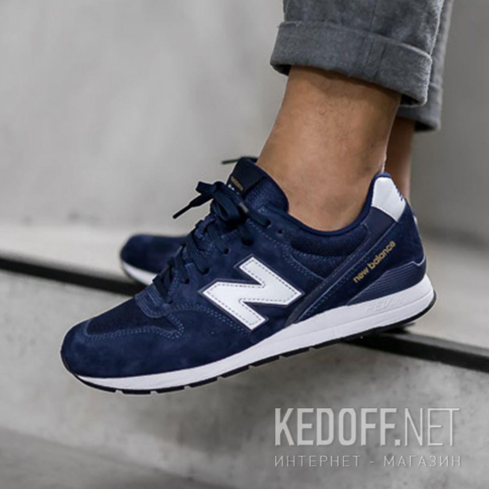 Мужские кроссовки New Balance MRL996PN все размеры