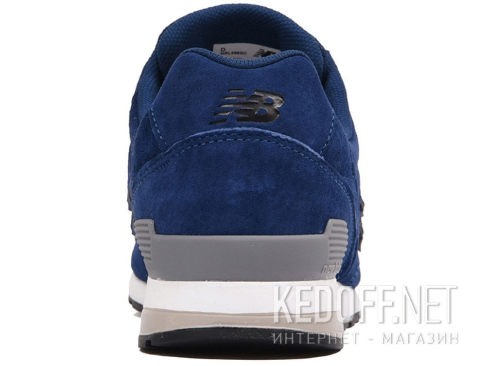 Мужские кроссовки New Balance MRL996SC описание