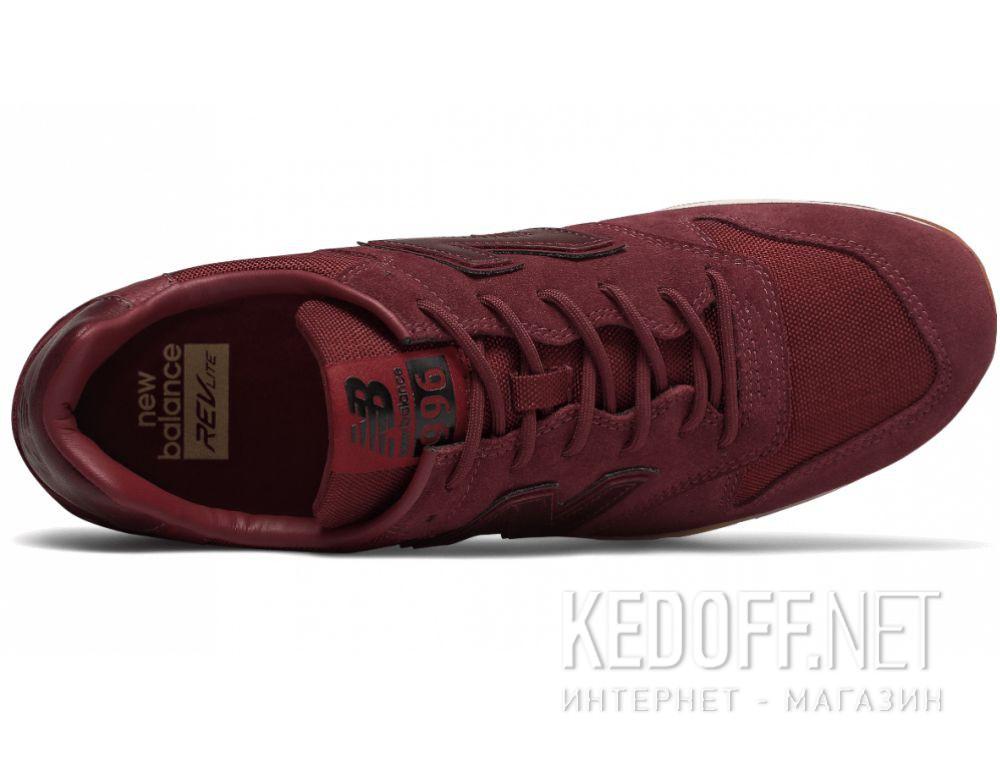 Мужские кроссовки New Balance MRL996SF описание