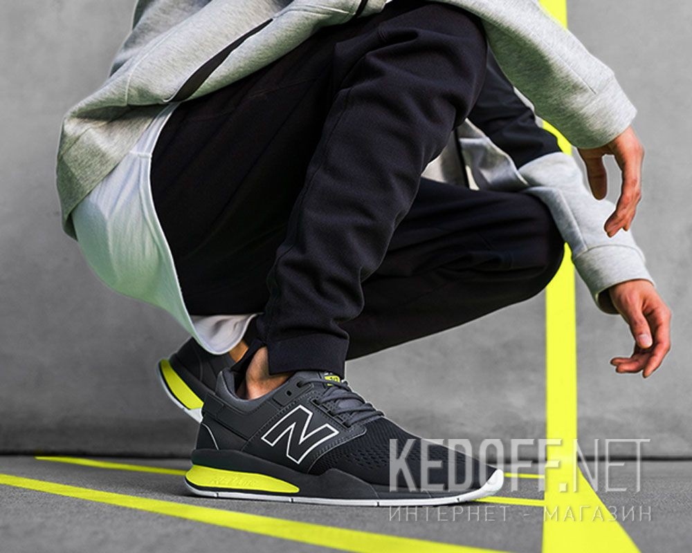 Мужские кроссовки New Balance MS247TG Tritium Pack описание