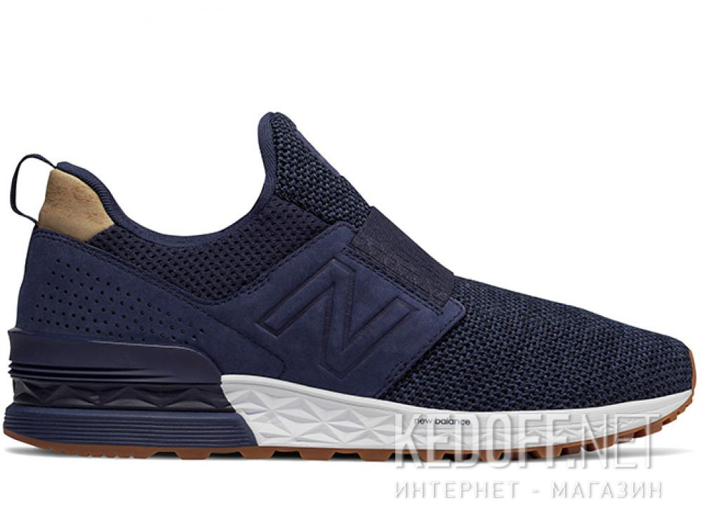 Купить Мужские кроссовки New Balance MS574DSN