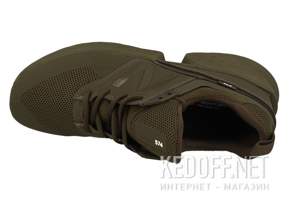 Оригинальные Мужские кроссовки New Balance MS574KTD