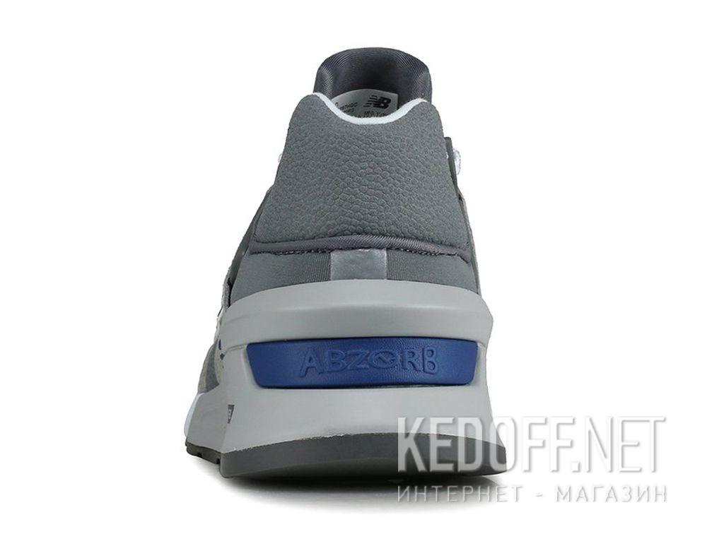 Мужские кроссовки New Balance MS997HGC все размеры