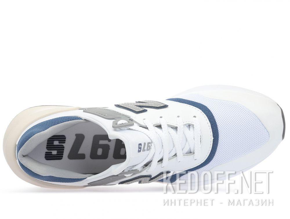 Оригинальные Мужские кроссовки New Balance MS997HGD