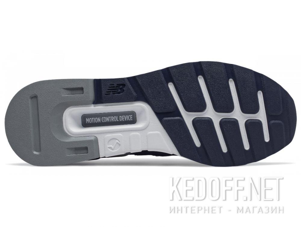 Мужские кроссовки New Balance MS997HP описание